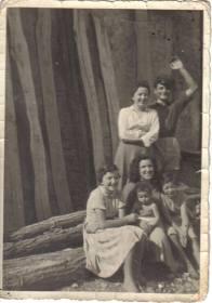 Gente della Rocca - anni '50
