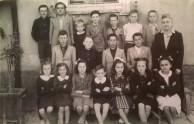 Scuola elementare Fornio - anni '40