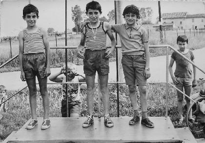 olimpiadi di Fornio (anni '70)