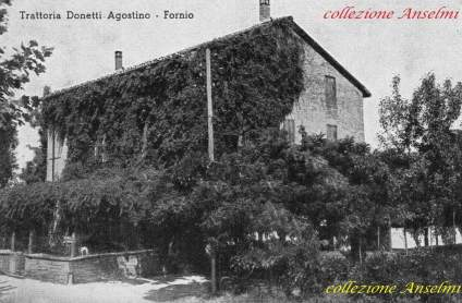 """Trattoria Donetti - """"da Nando"""""""