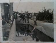 Inaugurazione del vascone in Rocca - Anni 30